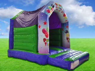Click Bouncy Castle J4J-BC02