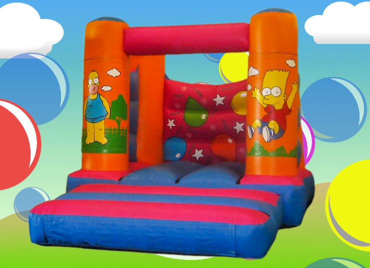 Bouncy Castle J4J-BC01