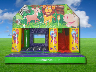 Bouncy Castles Small Combi LCB06