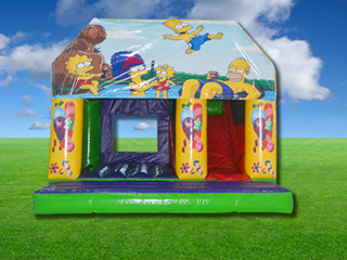 Bouncy Castles Small Combi LCB10