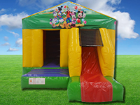 Bouncy Castles Small Combi SCB01