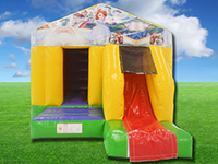 Bouncy Castles Small Combi SCB04