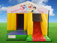 Bouncy Castles Small Combi SCB05