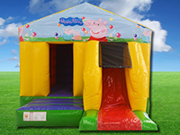Bouncy Castles Small Combi SCB06