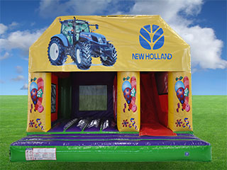 New Holland LCB18 Large Combi