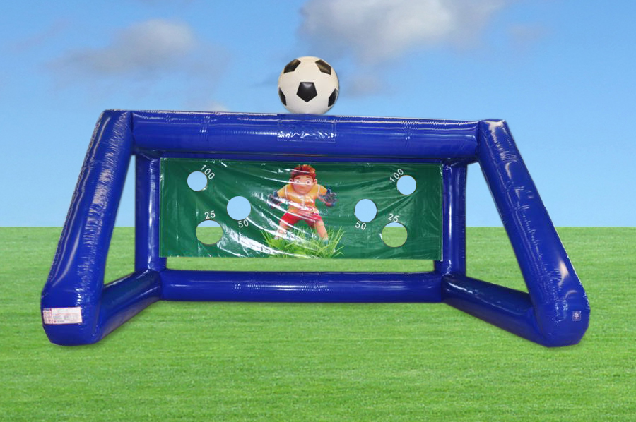 Inflatable Football Shootout
