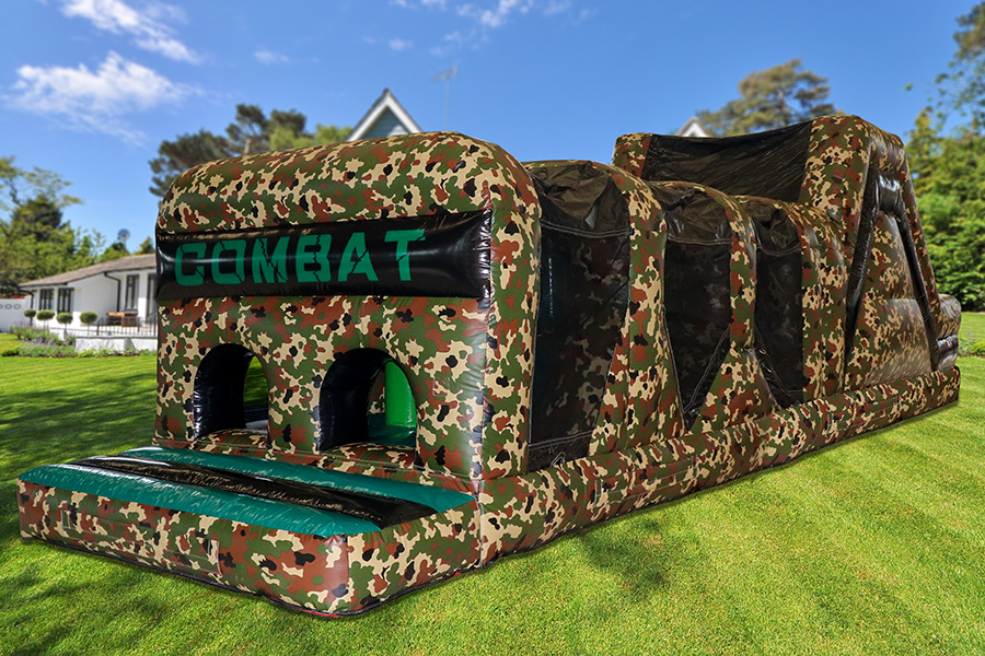 42ft Combat Obstacle Course