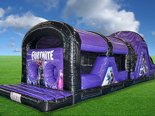 Fortnite Obstacle Course Thumbnail