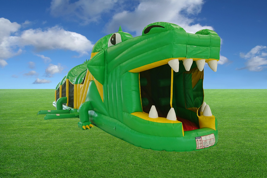 Inflatable Obstacle Course OB03