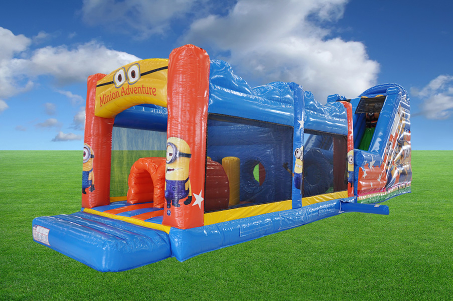 Jump 4 Joy Obstacle Courses