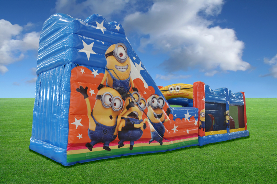 Inflatable Obstacle Course OB01