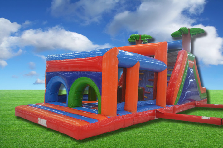 Jump 4 Joy Inflatable Obstacle Courses