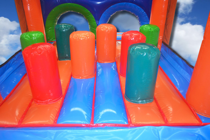 Jump 4 Joy Obstacle Course Inflatables