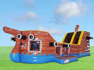 Pirate Ship Obstacle Thumbnail