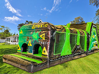 Click for 42ft Toxic Obstacle OBR06