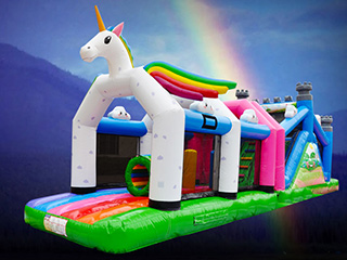 Unicorn Obstacle Course Thumbnail